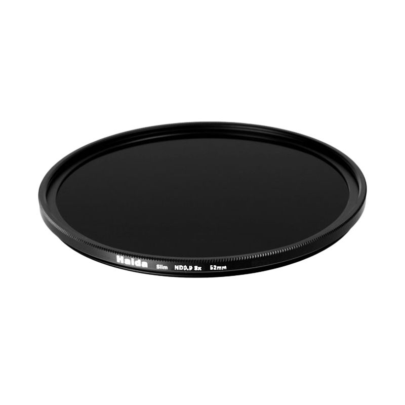 Haida Slim Neutral Density 0.9, 8x 62 mm Filter Lensa