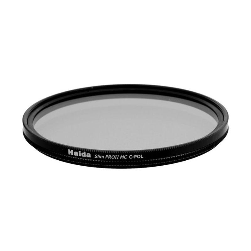 Haida Slim PRO II MC C-POL 62mm Filter Lensa