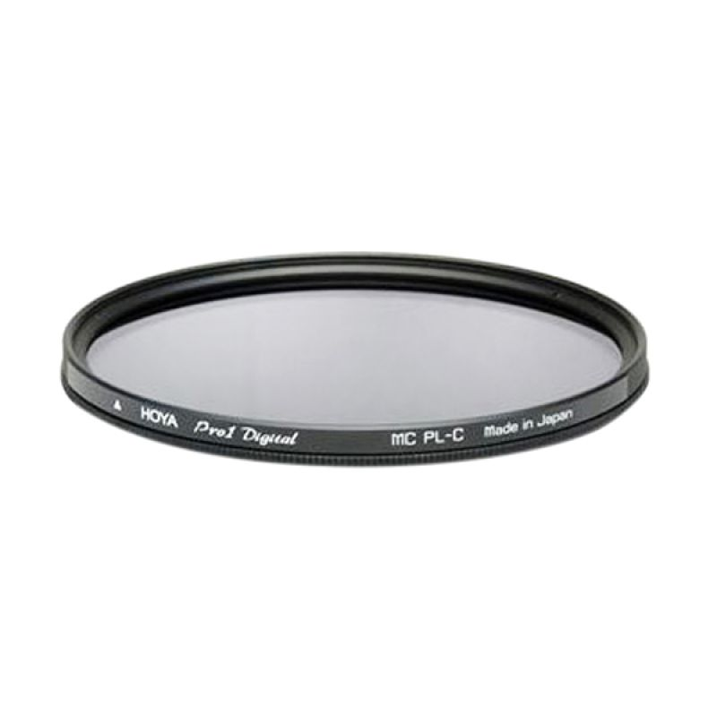 Hoya Pro1 Digital Filter Circular PL 58mm Filter Lensa