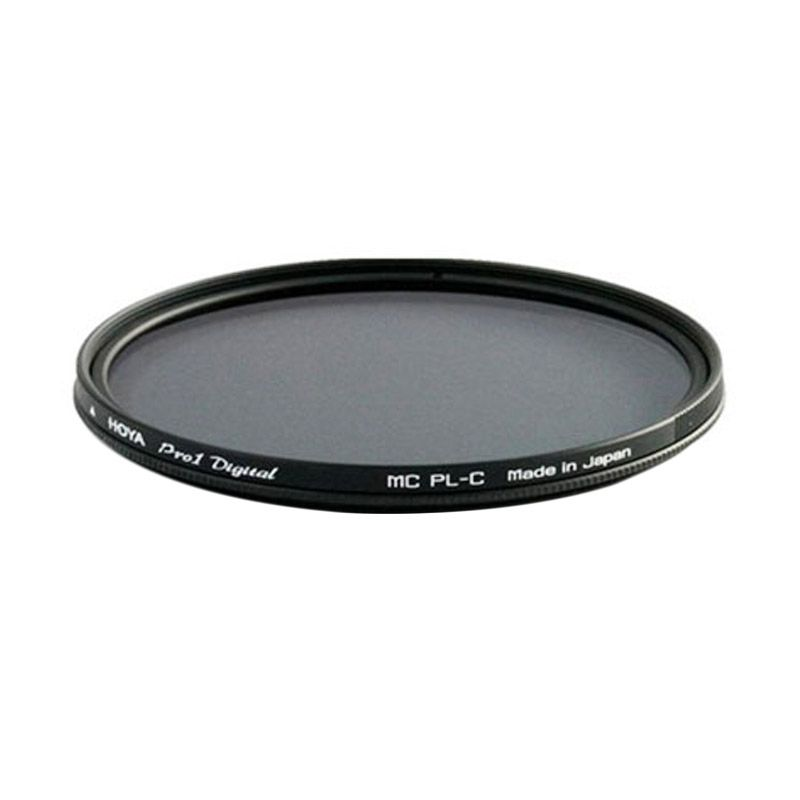 Hoya Pro1 Digital Filter Circular PL 62mm Filter Lensa