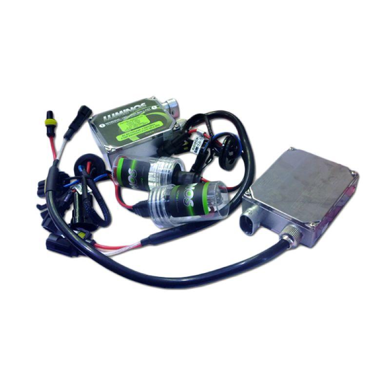 Auto One Luminos HID Lamp H4 8000 K Aksesoris Lampu Mobil