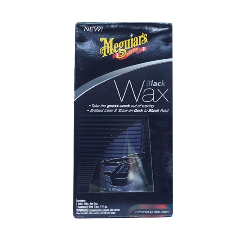 Meguiar's Black Wax Pelindung Cat Mobil [7 Oz]