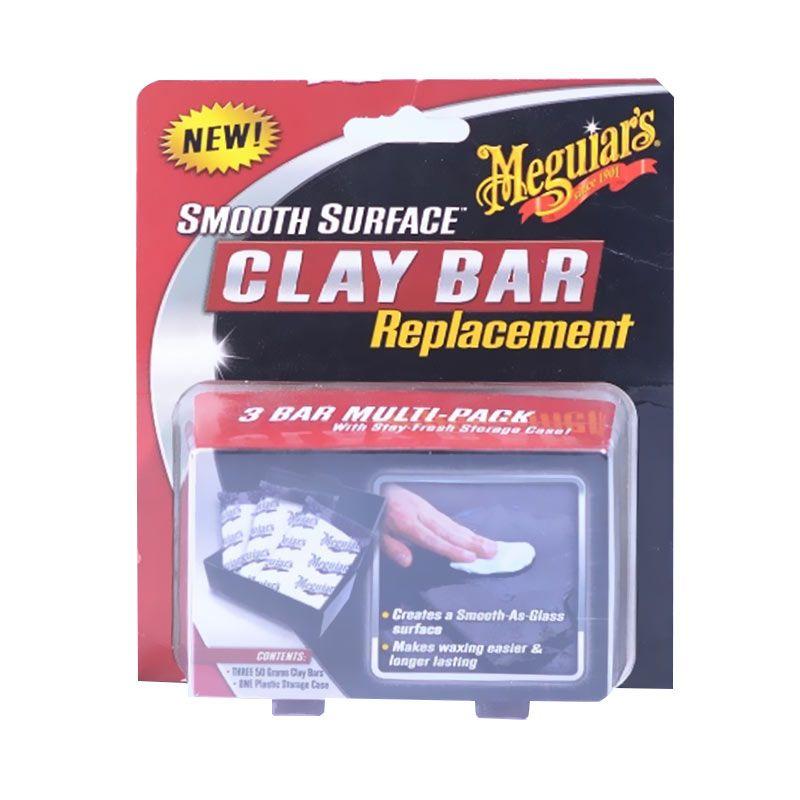Meguiar's Clay 3 Bar Multi Pack