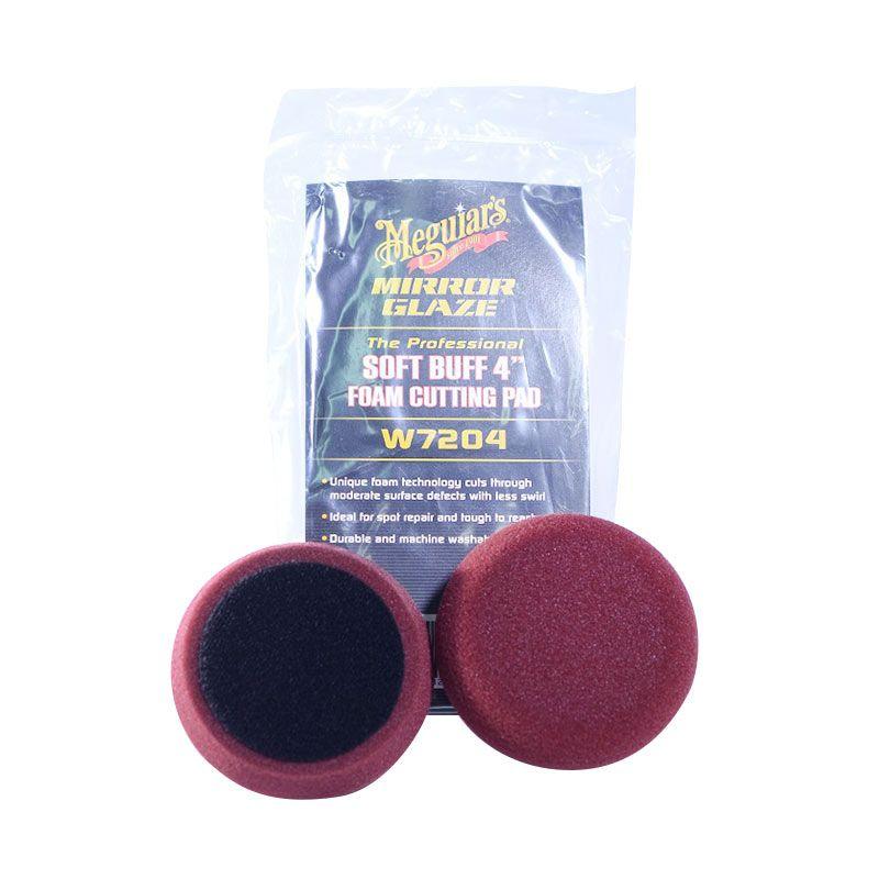 Meguiar's Profesional Soft Buft 4 Inch Foam Cutting Pad