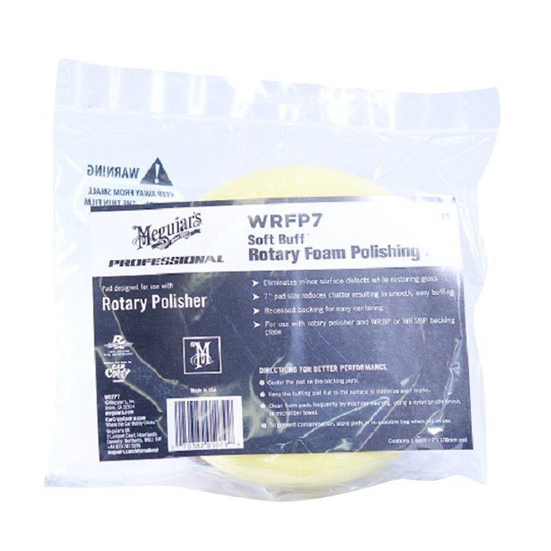 Meguiar's Profesional Soft Buft Rotary Foam Polishing Pad 7 Inch