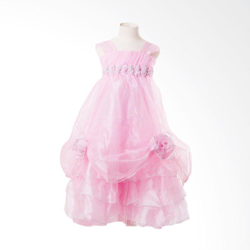 Megumi House Rose Dress Pink