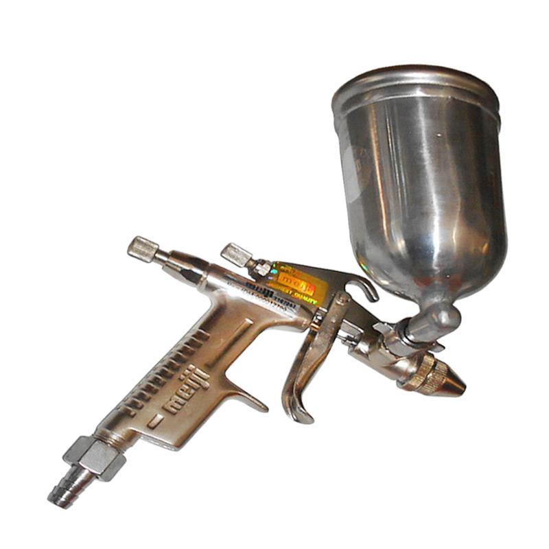 harga Meiji R2 Tabung Atas Plus Selang Compressor Spray Gun - Silver [10 m] Blibli.com