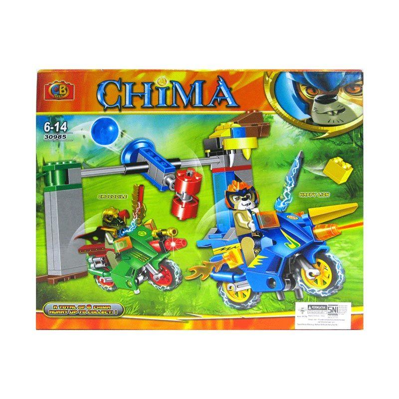 CBToys Chima 30985 Mainan Blok dan Puzzle