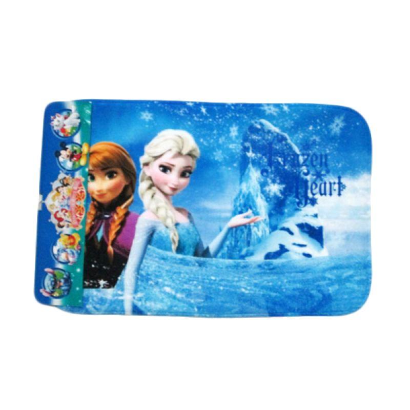 MeilynGiftShop Frozen Elsa Anna Biru Keset