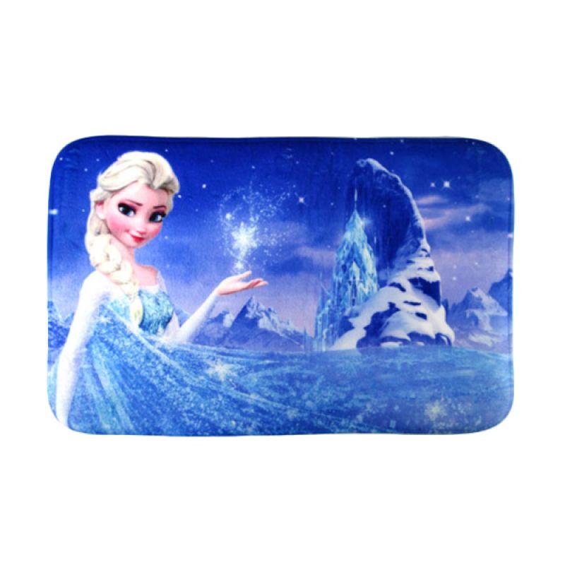 MeilynGiftShop Frozen Elsa Biru Keset