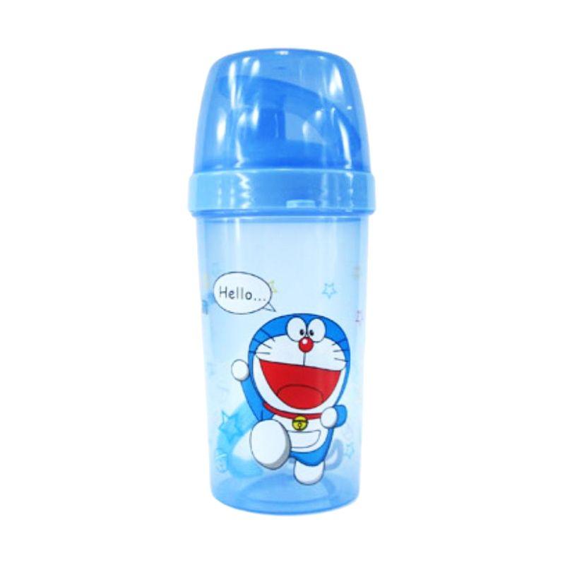 MeilynGiftShop Tutup Gelas Doraemon Biru Botol Minum