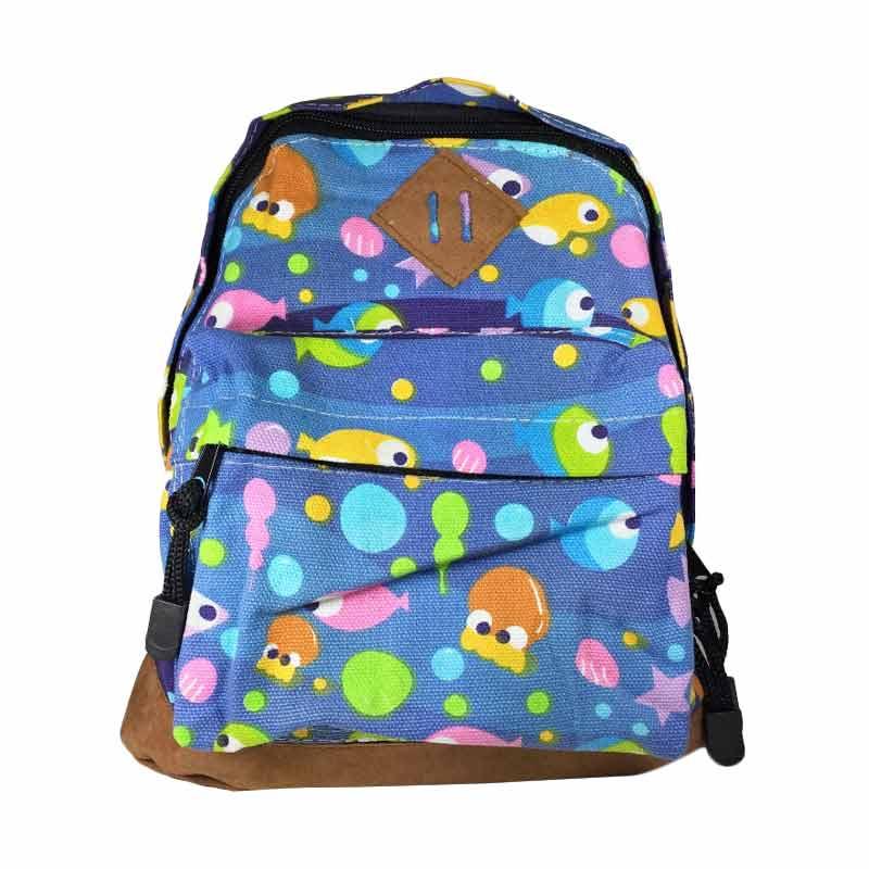 harga Melody Baby n Kids Sea Aquarium Tas Sekolah Anak [Size Kecil] Blibli.