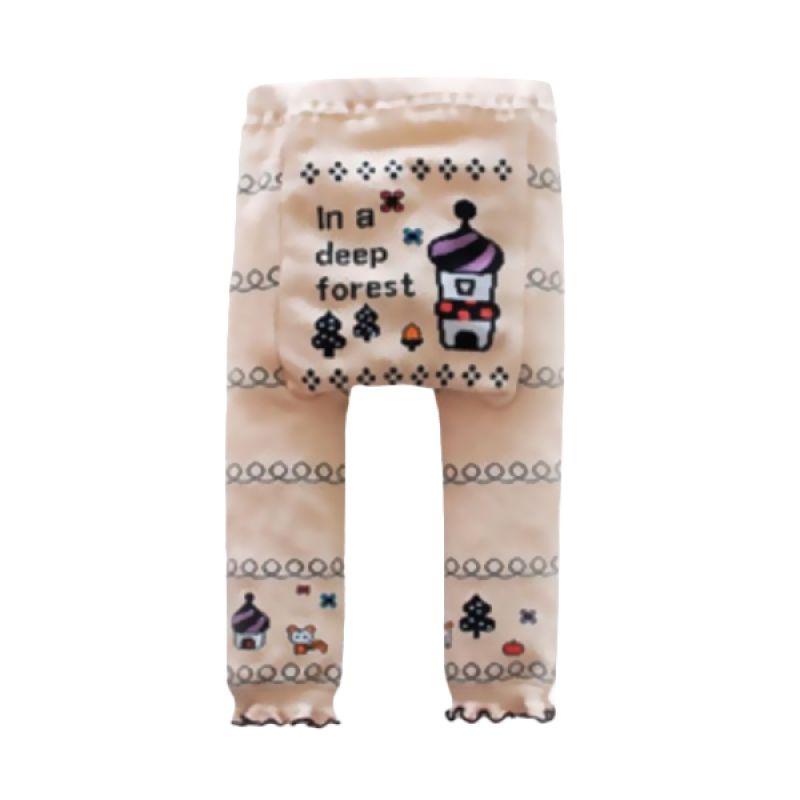 Melvieshop Grup F 1 Cream Legging Busha Bayi