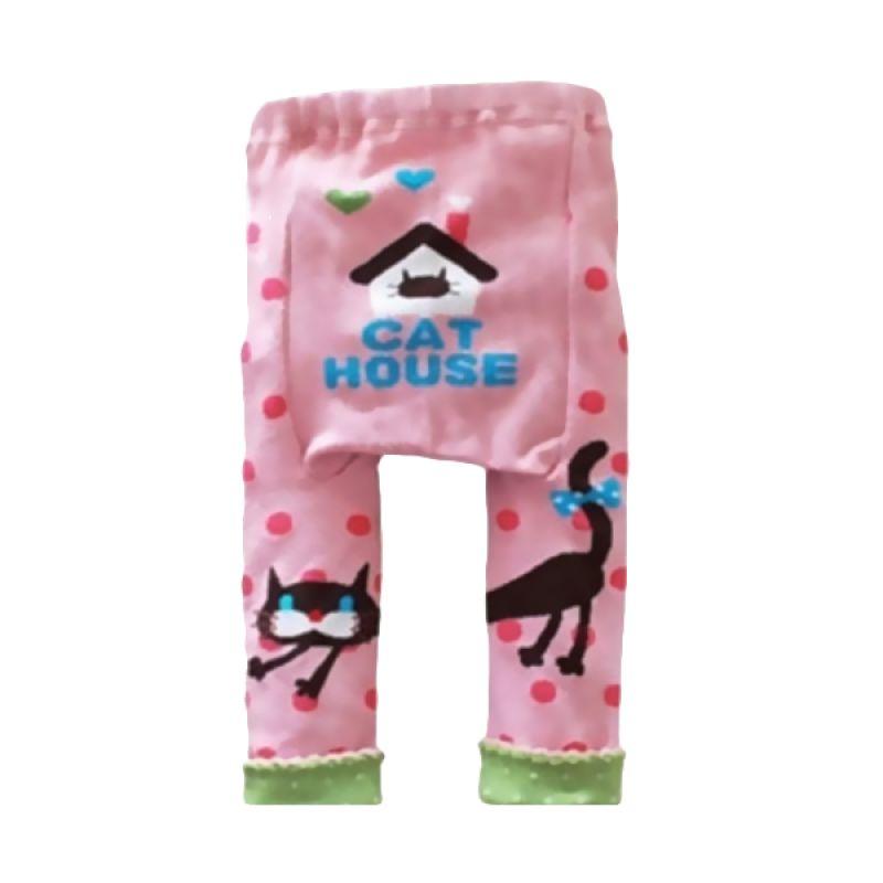 Melvieshop Grup F 3 Pink Legging Busha Bayi