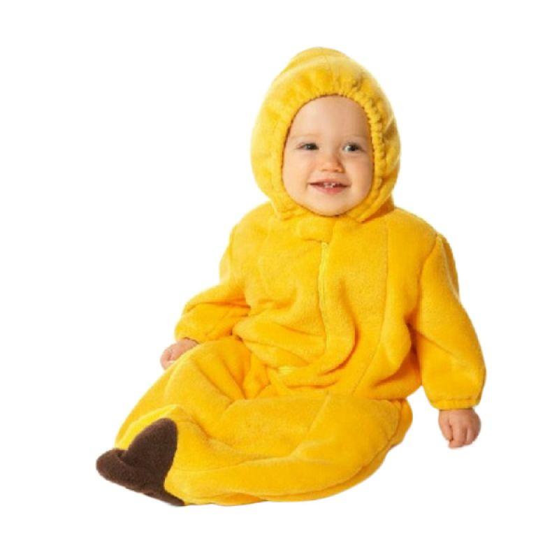 Melvieshop Pisang Yellow Kostum Anak