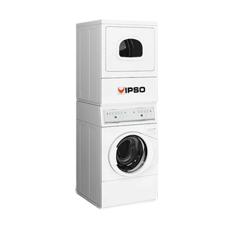 IPSO FTG Putih Pengering & Mesin Cuci [10.5 Kg]