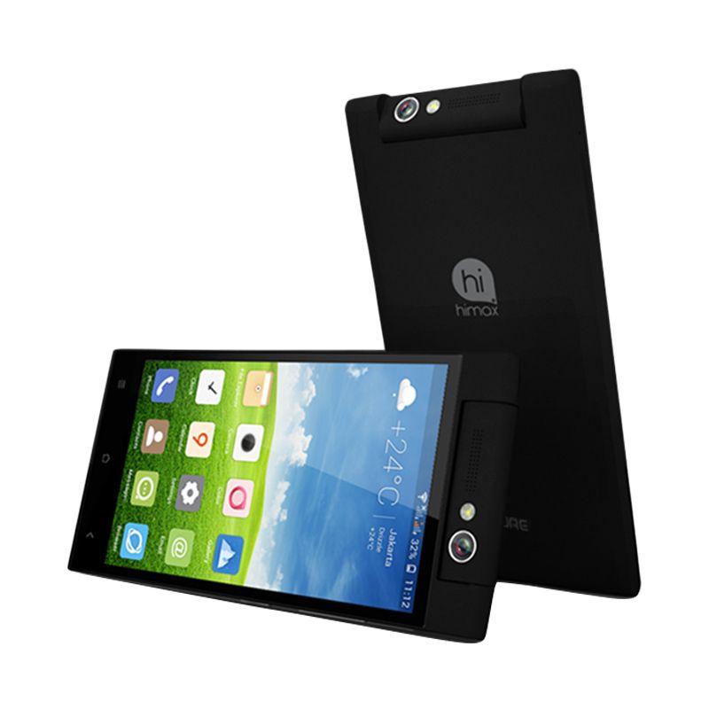 Himax Pure 3 Hitam Smartphone