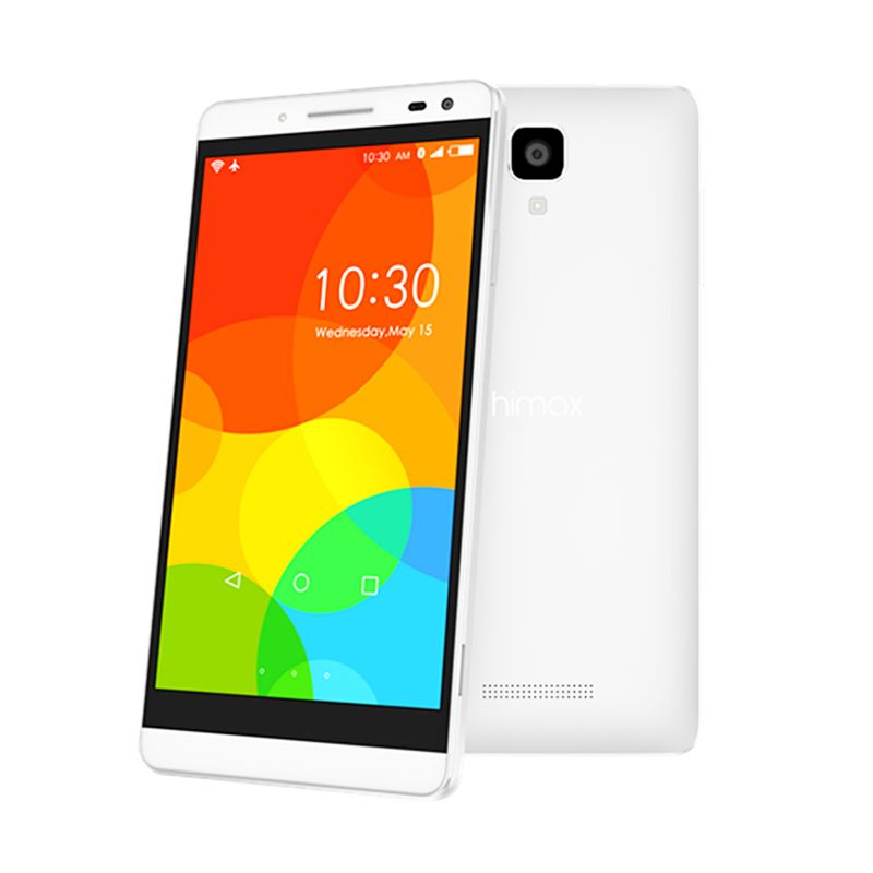 Himax Pure 3S 4G Silver Smartphone