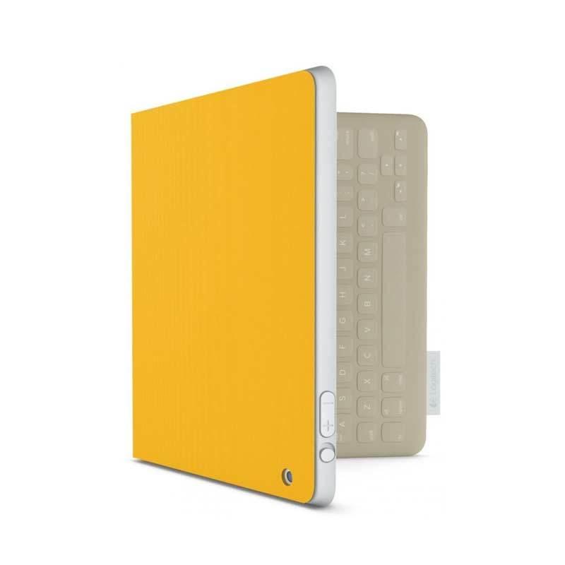 Logitech Folio Sun Flower Yellow for iPad Air