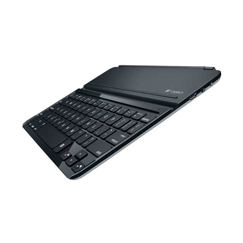 Logitech Ultrathin Black Keyboard Cover for iPad 2 and New iPad