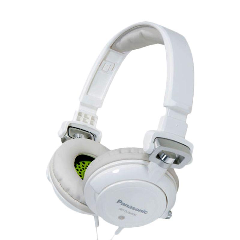 Panasonic RP-DJS400AEA White Headphone
