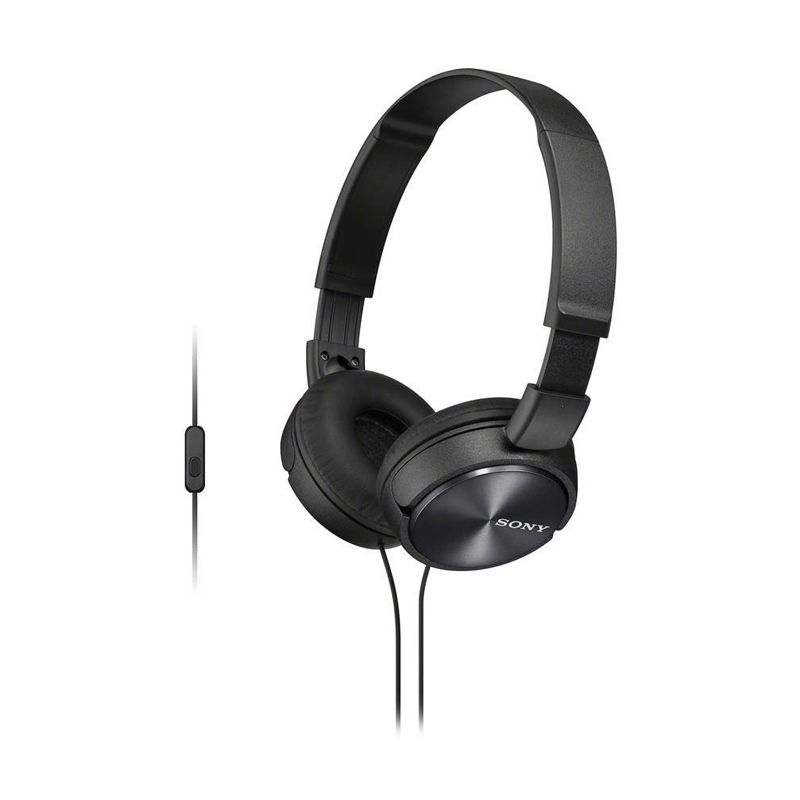 SONY MDR-ZX310 Black Headphone