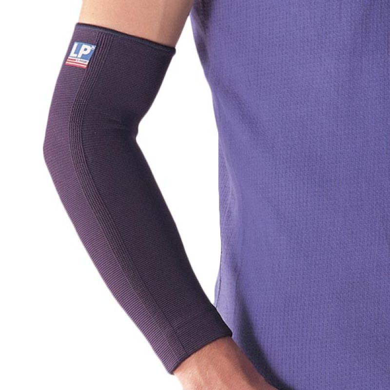 LP LP-668 Black Elbow Support Alat Pelindung