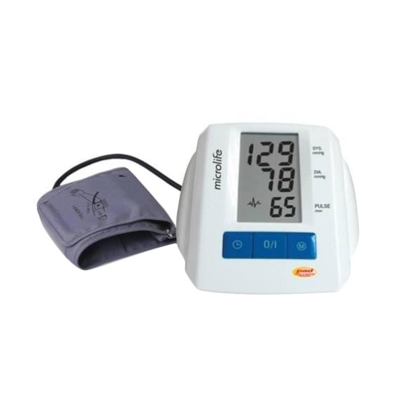 Microlife BP3AQ1 Tensimeter Digital with Deteksi Aritmia - Putih