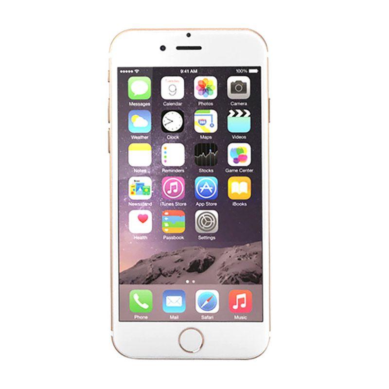 Apple iPhone 6 Plus 16 GB Gold Smartphone