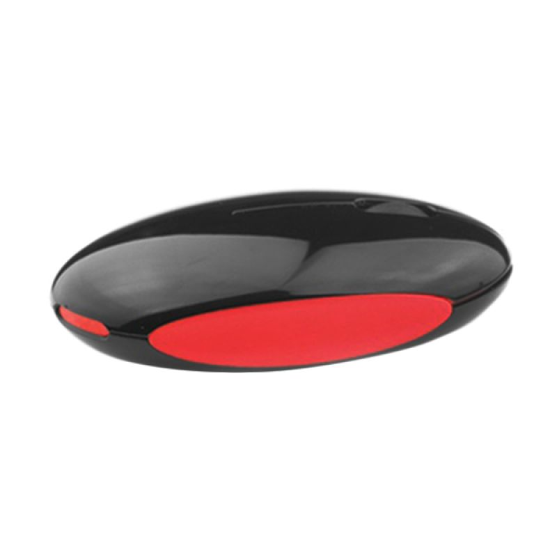 Micropack Mouse BT 369 Black Red