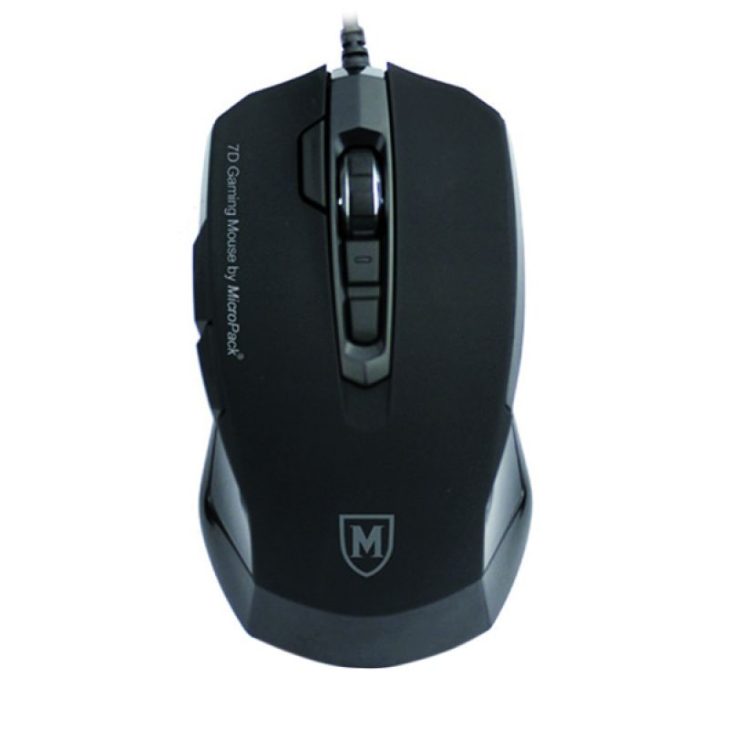 Micropack New G3 7D Gaming Mouse Black