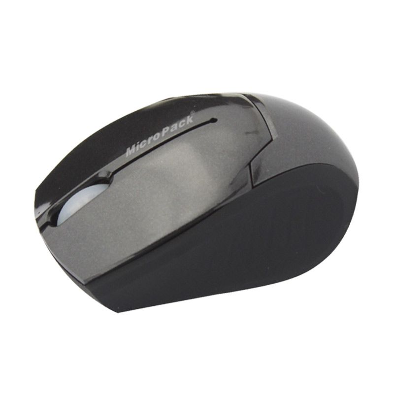 Micropack New Mouse MP-Y279R Grey (+mouse pad)