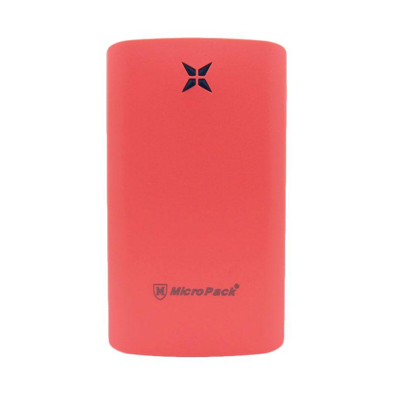 Micropack Polymer Slim P8000P Orange Powerbank [8000 mAh]