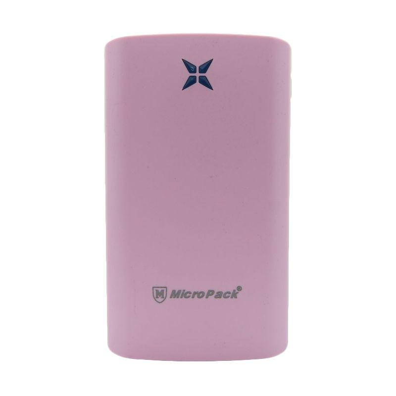 Micropack Polymer Slim P8000P Pink Powerbank [8000 mAh]