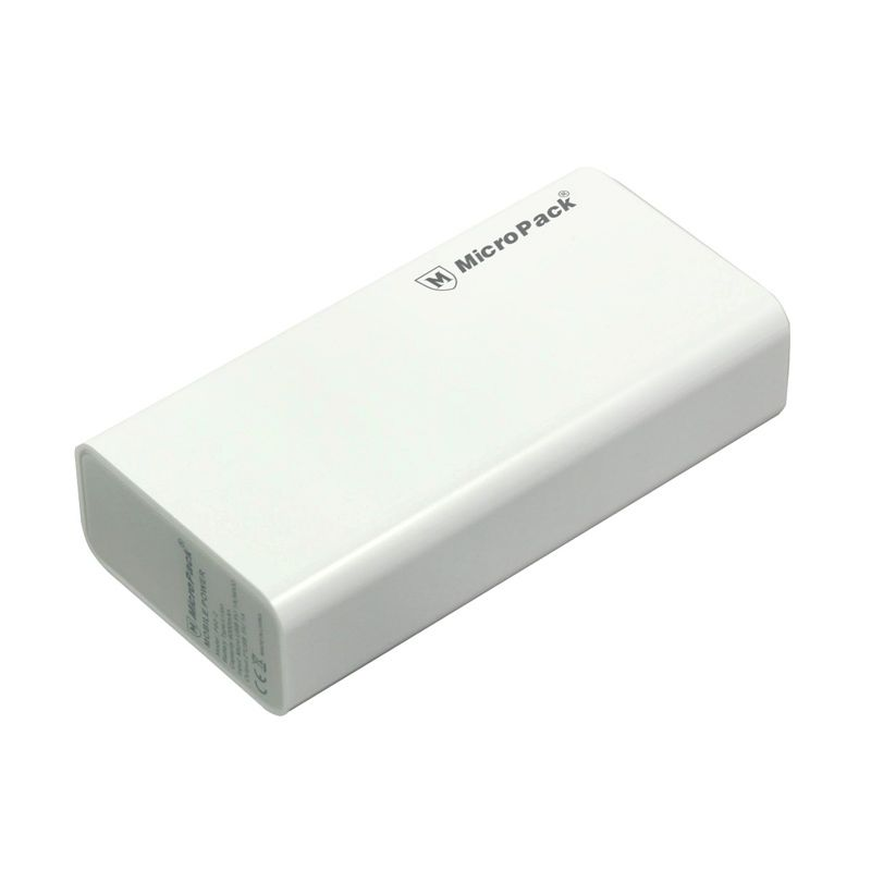 Micropack Power Bank P60-2 White