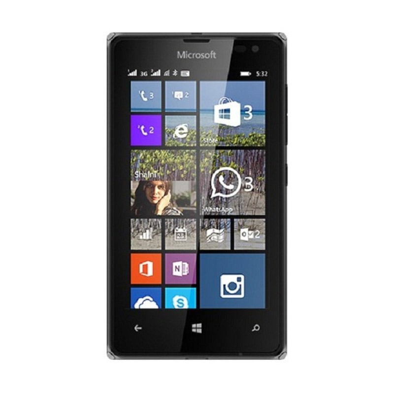 Microsoft Lumia 532 Smartphone - Black