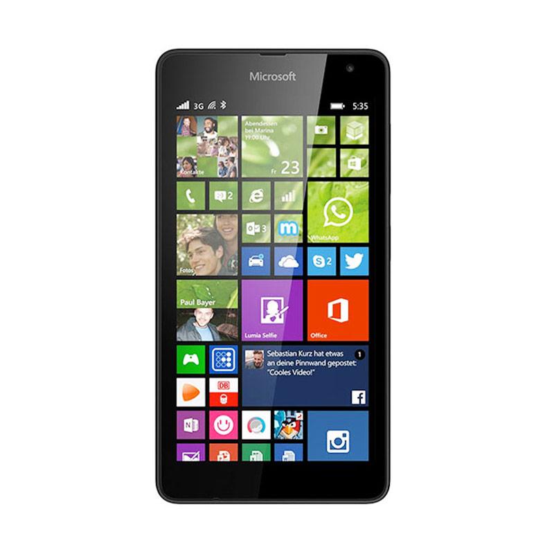 Microsoft Lumia 535 Smartphone - Black [8GB/ 1GB]