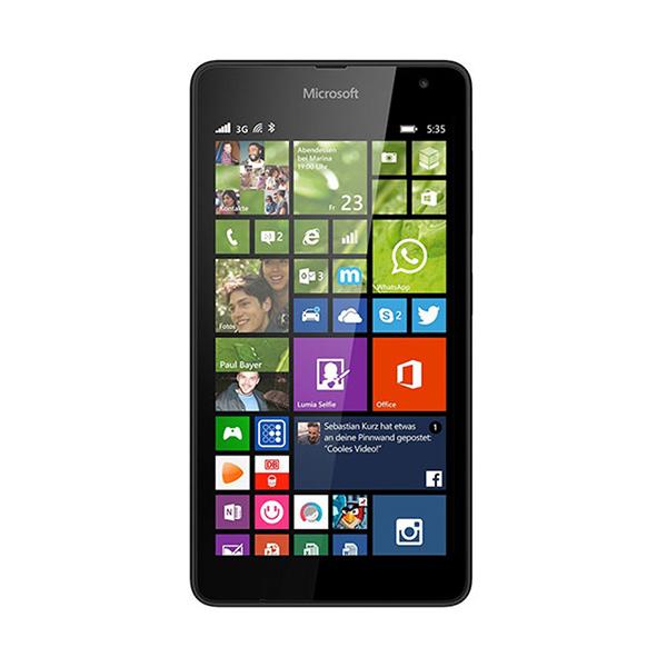 Microsoft Lumia 535 Smartphone - Grey [8 GB]