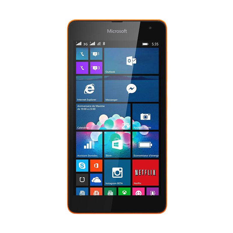 Microsoft Lumia 535 Smartphone - Orange [8 GB]