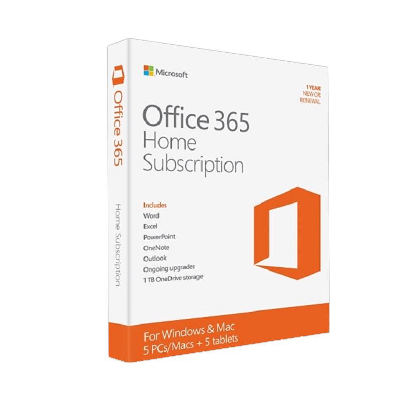 harga WEB_MICROSOFT OFFICE  365 HOME + Gratis Microsoft Wireless Mouse 1850 Blibli.com