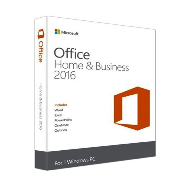WEB_MICROSOFT OFFICE HOME AND BUSINES 2016 + Gratis Microsoft Wireless Mouse 1850