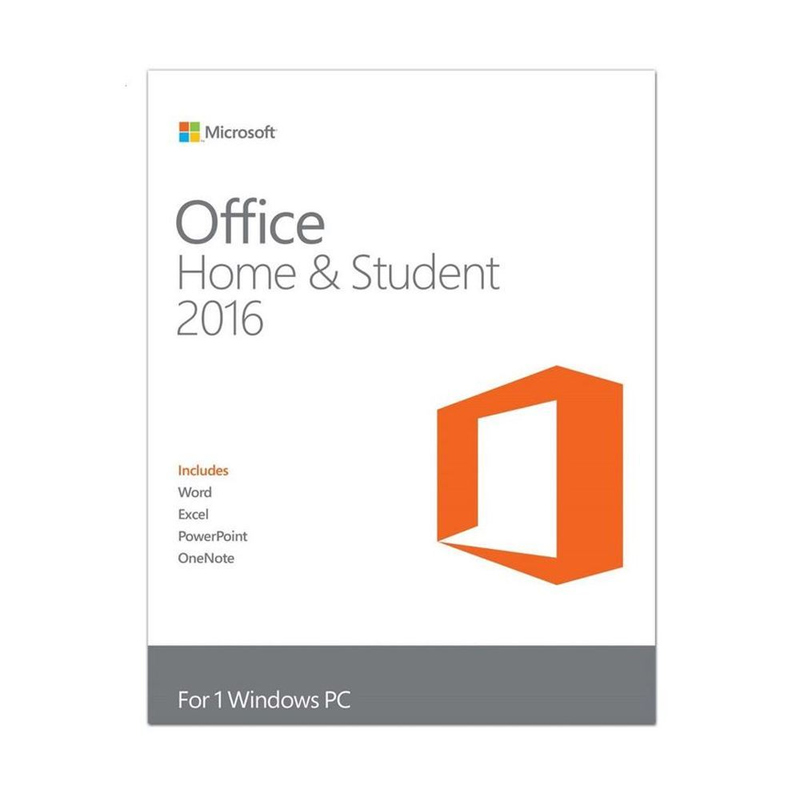 WEB_Microsoft Office Home and Student 2016 + Gratis Microsoft Wireless Mouse 1850