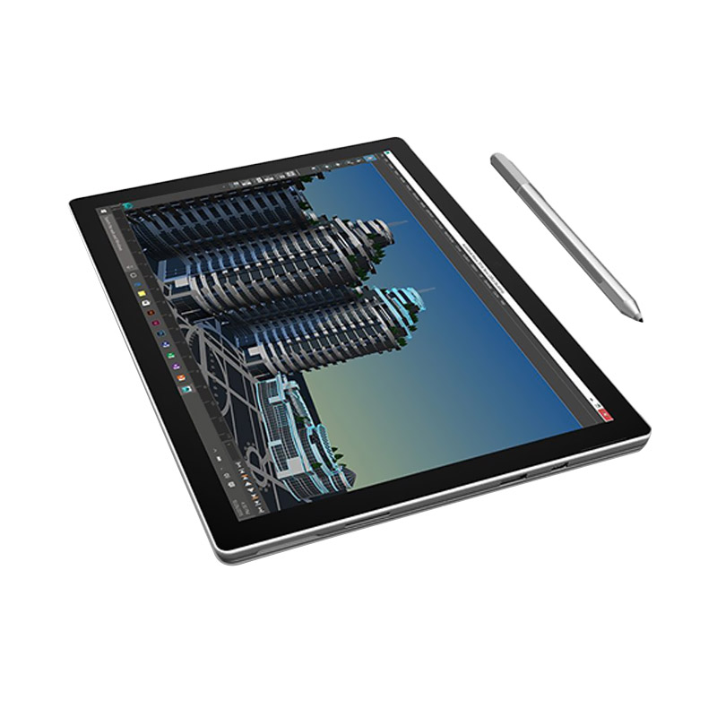 Microsoft Surface Pro 4 Notebook - Silver [2in1/12 Inch/Core i5/4GB/128 GB]