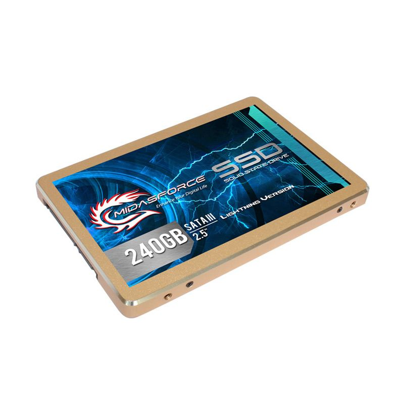 Midas Force Lightning Solid State Drive [240 GB]