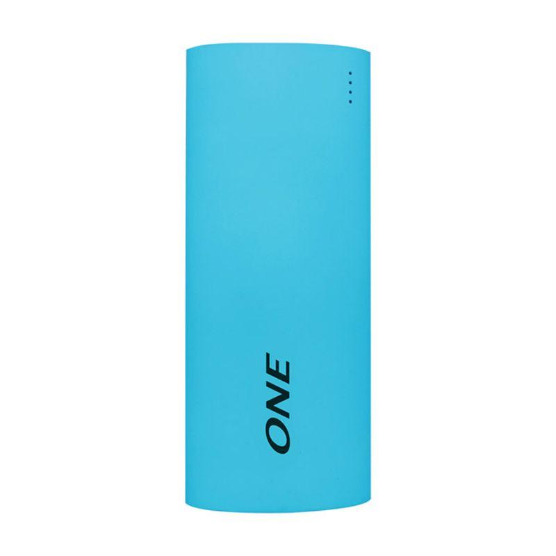 ONE 1280 Biru Powerbank [12800MAH]