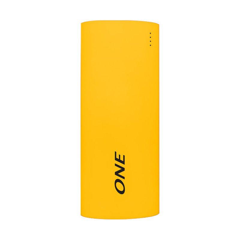 ONE 1280 Kuning Powerbank [12800MAH]