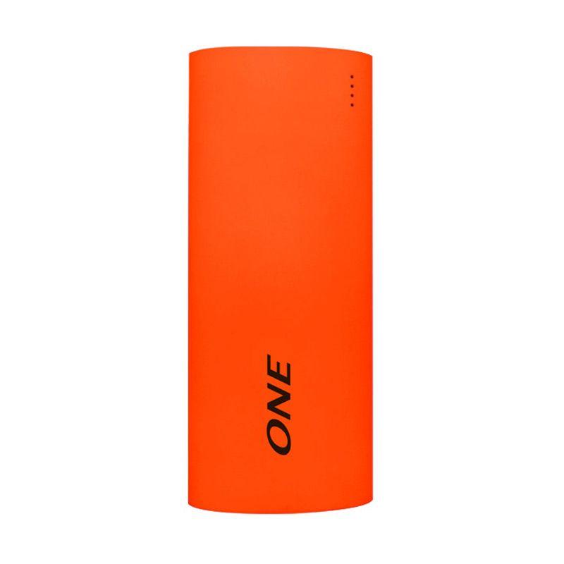 ONE 1280 Merah Powerbank [12800MAH]