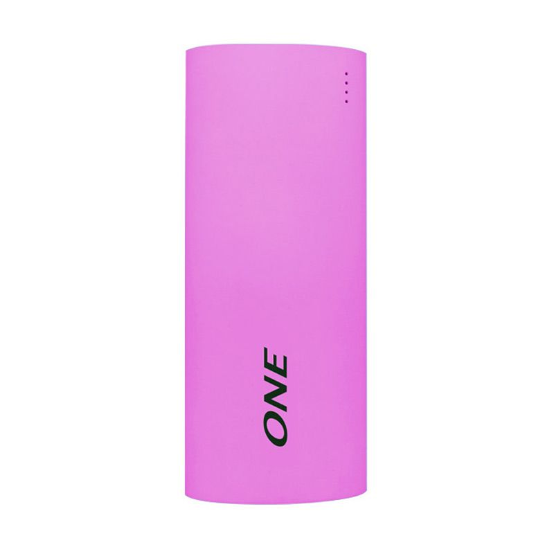 ONE 1280 Ungu Powerbank [12800MAH]