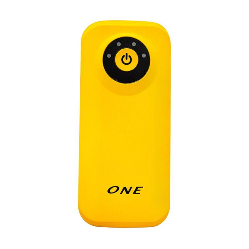 ONE 580c Kuning Powerbank [5600MAH]