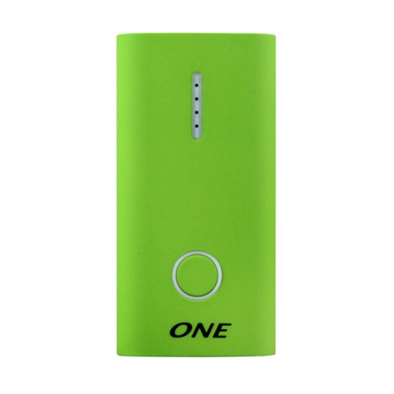 ONE 590 Hijau Powerbank [5600MAH]